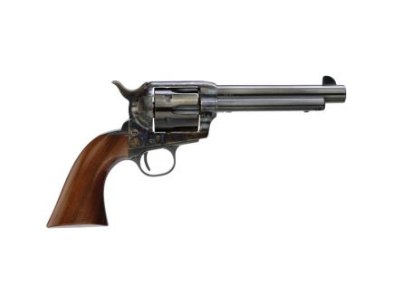 Taylors & Company The Gunfighter Smooth/Large Army Grip .45 LC Revolver, Case Hardened - 555149