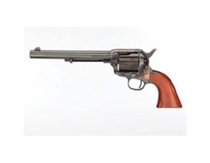 "Taylors & Company 1873 Cattleman Finish Standard 7.5"" .45 LC Revolver, Case Hardened - 702A"