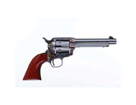 """Taylors & Company 1873 Cattleman Standard Finish 5.5"""" .45 LC Revolver, Case Hardened - 701A"""