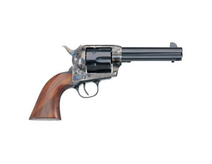 """Taylors & Company 1873 Cattleman Finish Standard 4.75"""" .45 LC Revolver, Case Hardened - 700A"""