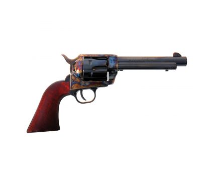 Traditions Frontier 1873 Large .357 Mag Revolver, Color Case Hardened - SAT73-048