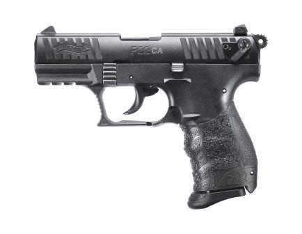"Walther P22 CA 3.42"" .22lr Pistol, FDE - 5120364"