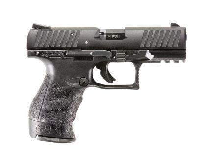 "Walther PPQ 22 M2 4"" .22lr Pistol, Blk - 5100303"