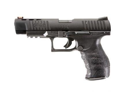 "Walther PPQ 22 M2 5"" .22lr Pistol, Blk - 5100302"