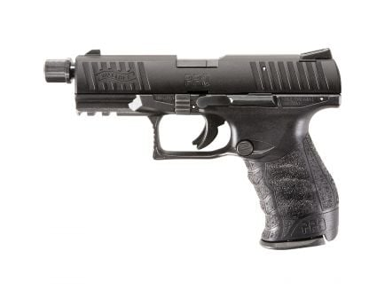 Walther PPQ 22 M2 Tactical SD .22lr Pistol, Blk - 5100301