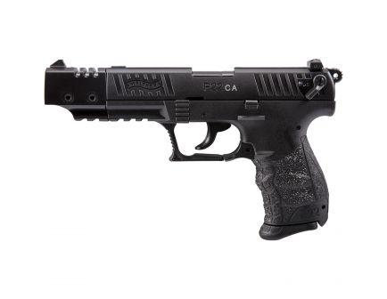 Walther P22 CA .22lr Pistol, Target Black - 5120334