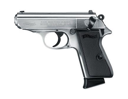 Walther PPK/s .22lr Pistol, Nickel - 5030320