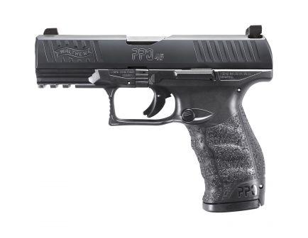 Walther PPQ 45 .45 ACP Pistol, Blk - 2807076TNS