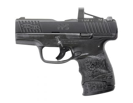 Walther PPS M2 9mm Pistol, Blk - 2805961RMS