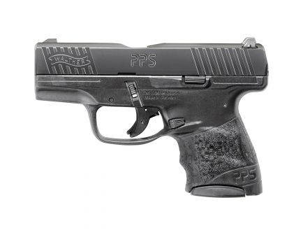 Walther PPS M2 9mm Pistol, Blk - 2805961TNS