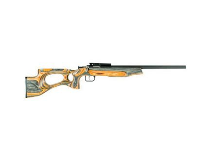 Keystone Sporting Arms Crickett EX .22lr Bolt Action Rifle, Orange/Black - KSA2557
