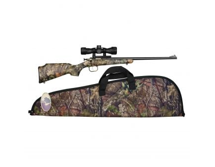 Keystone Sporting Arms Crickett/Hydrodipped Synthetic .22lr Bolt Action Rifle, MO Break-Up - KSA2163BSC