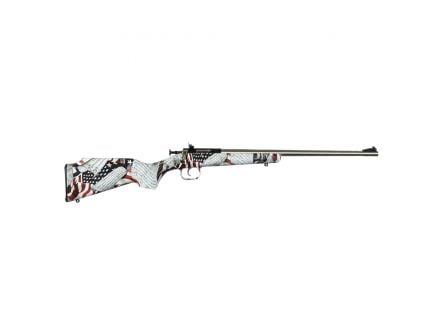 Keystone Sporting Arms Crickett/Hydrodipped Synthetic .22lr Bolt Action Rifle, Amendment - KSA3168