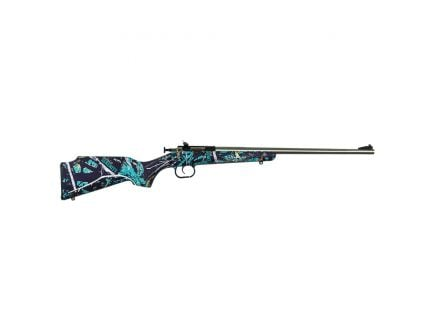 Keystone Sporting Arms Crickett/Hydrodipped Synthetic .22lr Bolt Action Rifle, Muddy Girl Serenity - KSA2173
