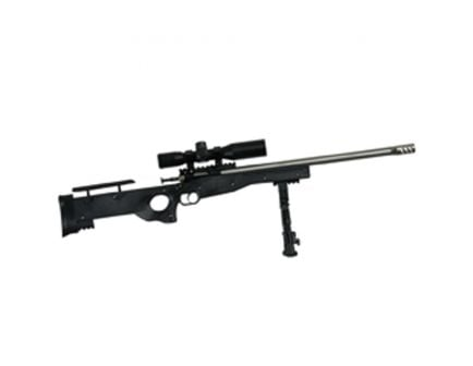 Keystone Sporting Arms Crickett Precision .22lr Bolt Action Complete Rifle Package, Blk - KSA2159
