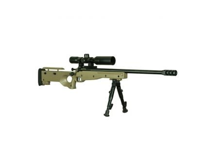 Keystone Sporting Arms Crickett Precision .22lr Bolt Action Complete Rifle Package, FDE - KSA2152