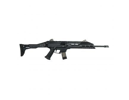 CZ-USA CZ Scorpion EVO 3 S1 Carbine 9mm Semi-Automatic Rifle, Blk - 08506