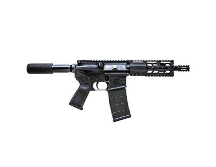 """Diamondback Firearms DB15 7"""" .223 Rem/5.56 AR Pistol, Blk - DB15PB7SB"""