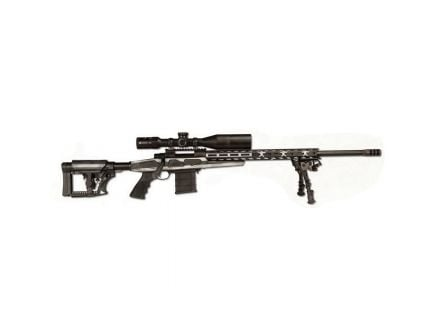 Howa M1500 .308 Win Bolt Action Rifle w/ 4-16x50mm Long Range Scope, American Flag Grayscale Cerakote - HRCA73127USG