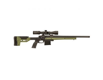 Howa M1500 Oryx 6.5mm Grendel Bolt Action Rifle, Green - HORM70623