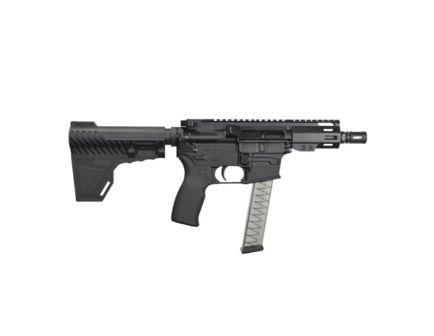 Inter Ordance Hell Fire 9mm AR Pistol, Blk - IOHF1001