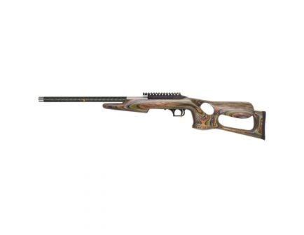 Magnum Research MLR Rimfire Magnum Lite .22 WMR Semi-Automatic Rifle, Barracuda American Black Walnut - MLR22WMBW