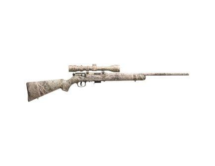 Savage Arms 93R17 XP .17 HMR Bolt Action Rifle, Matte Camo - 96765