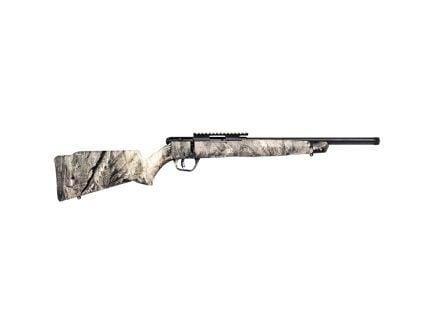 Savage Arms B17 FV-SR Overwatch .17 HMR Bolt Action Rifle, Matte Camo - 70847