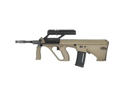 Steyr Arm AUG A3 M1 .223 Rem/5.56 Semi-Automatic Rifle w/ Long Picatinny Rail, Mud - AUGM1MUDNATOL2