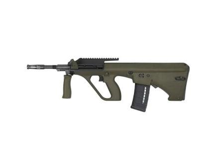 Steyr Arm AUG A3 M1 .223 Rem/5.56 Semi-Automatic Rifle w/ Long Picatinny Rail, OD Green - AUGM1GRNNATOL2