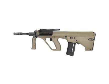 Steyr Arm AUG A3 M1 .223 Rem/5.56 Semi-Automatic Rifle w/ High 16-Slot Rail, Mud - AUGM1MUDNATOL