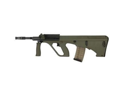 Steyr Arm AUG A3 M1 .223 Rem/5.56 Semi-Automatic Rifle w/ Short 11-Slot Rail, OD Green - AUGM1GRNS