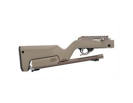 Tactical Solutions X-Ring Takedown VR .22lr Semi-Automatic Rifle, FDE - ATD-QS-B-B-FDE