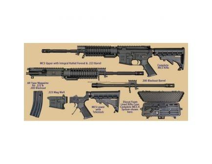 Windham Weaponry .223 Rem/5.56/.300 Blackout Semi-Automatic AR-15 Rifle - RMCS-2