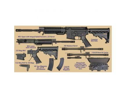 Windham Weaponry .223 Rem/5.56/.300 Blackout/7.62x39mm Semi-Automatic AR-15 Rifle - RMCS-3