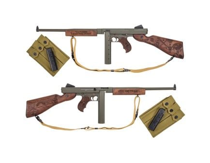 Thompson/Center Arms 1927A-1 Ranger .45 ACP Semi-Automatic Rifle, Olive Drab Green w/ Cerakote Patriot Brown - TM1C2