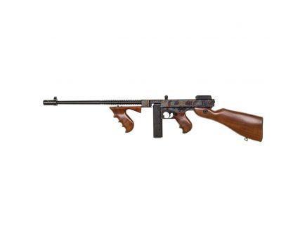 Auto Ordnance 1927A-1 Deluxe .45 ACP Semi-Automatic Carbine, Brown - T1CH
