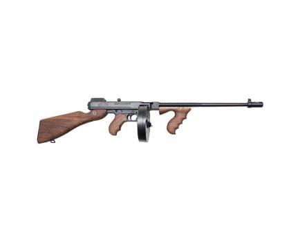 Auto Ordnance 1927A-1C Deluxe .45 ACP Semi-Automatic Carbine, Brown - T5100D