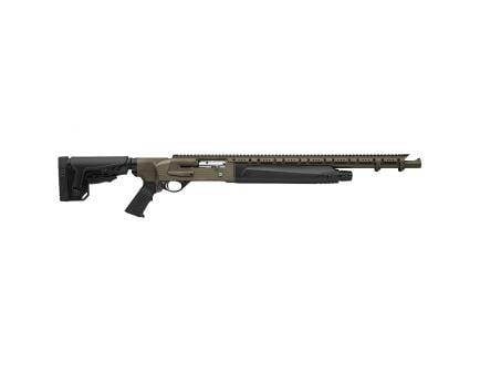 "Hatfield Gun SAS 20"" 12 Gauge Shotgun 3"" Semi-Automatic, Cerakote Tungsten Gray - USA12TT"