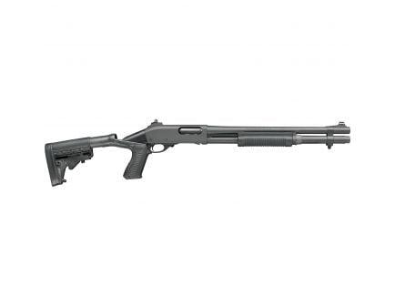 "Remington 870P 18"" 12 Gauge Shotgun 3"" Pump Action, Blk - 82651"