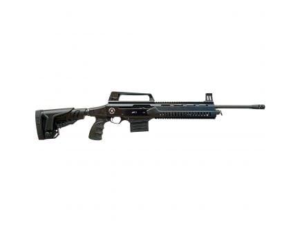 """T R Imports Silver Eagle XT3 Tactical 18.5"""" 410 Gauge Shotgun 3"""" Semi-Automatic, Blk - XT3TAC"""
