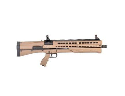"UTAS UTS-15 19.5"" 12 Gauge Shotgun 3"" Pump Action, Cerakote Flat Dark Earth - PS1FD1"