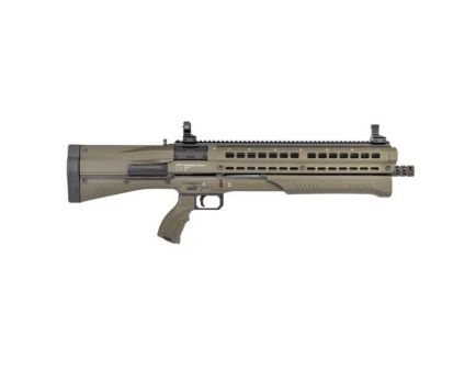 "UTAS UTS-15 19.5"" 12 Gauge Shotgun 3"" Pump Action, Cerakote OD Green - PS1OD1"