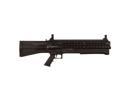 "UTAS UTS 7+7 Tactical 18.5"" 12 Gauge Shotgun 3"" Pump Action, Matte Black - PS1CM1"