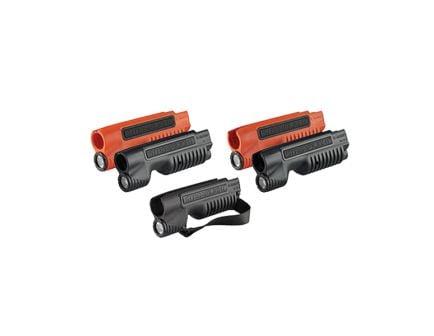 Streamlight TL-Racker 1000 lm LED Waterproof Integrated and Sleek Shotgun Forend Light for Remington 870 Shotgun, Black - 69601