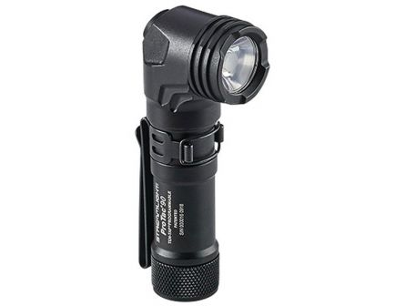 Streamlight ProTac 90 300 lm LED Tactical Waterproof Right Angle Flashlight, Black - 88087