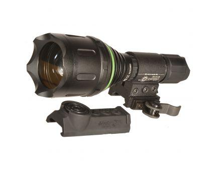 Aim Shot 400 lm LED Waterproof Recoil Proof Wireless Flashlight, Green Filter - TZ980-GR