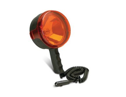 Cyclops Seeker Halogen Spotlight, Black - CYC-S40012VR