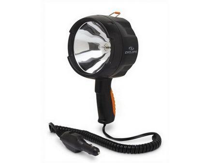 Cyclops 1400 lm Halogen Spotlight, Black - CYC-HS140012V
