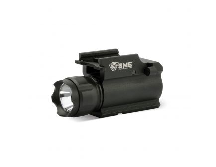 Shooting Made Easy 250 lm Cree R5 LED Water-Resistant Weapon Light, Black - SME-WL